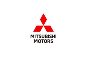 三菱自動車工業のロゴ